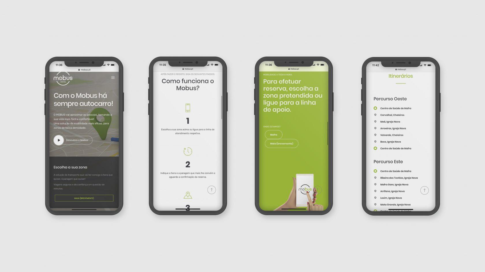 Site mobile Mobus